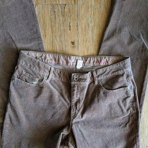 Women's Sonoma Size 14 Corderoy Pants